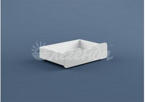 Ящик выкатной Л-01(Легенда 14) белый