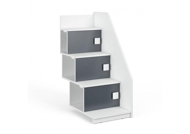 Лестница боковая ЛУ-43 (для кроватей 43.1-43.5)