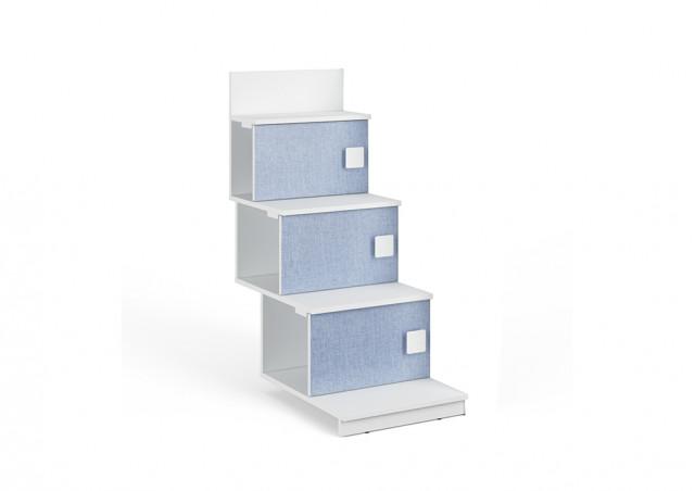 Лестница боковая ЛУ-43 (для двух кроватей 43.1-43.5)